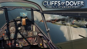 Bf-109 Cockpit