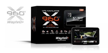 WayteQ x960BT